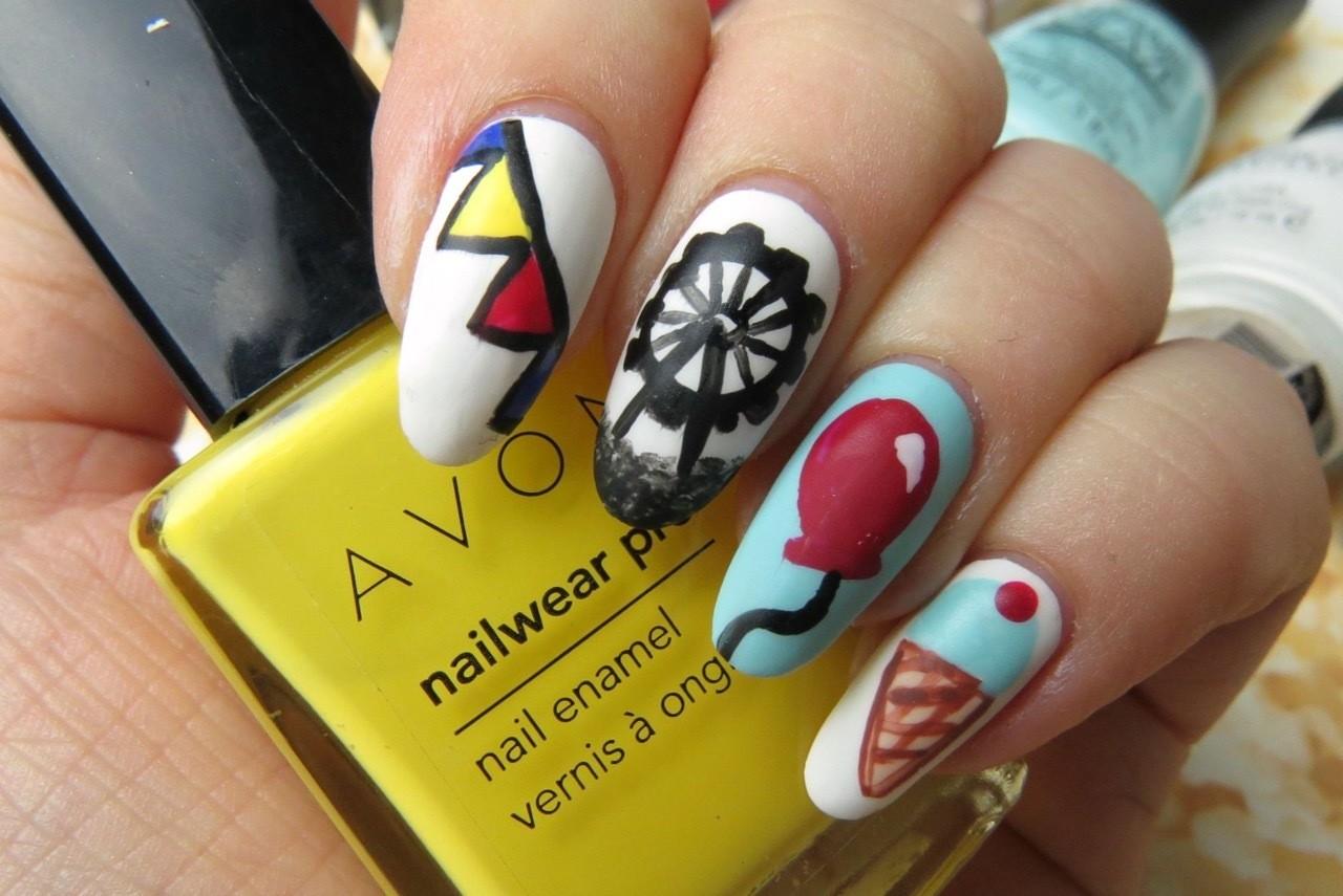 cne nail art