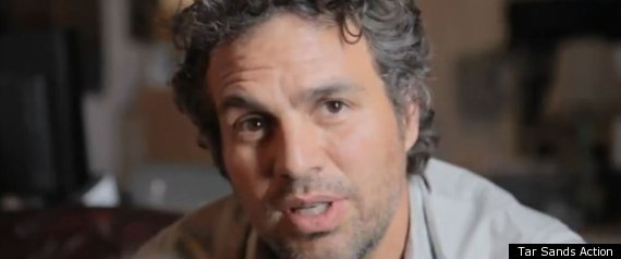 MARK RUFFALO OIL SANDS