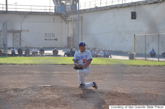san quentin baseball