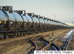 Moving Alberta Oil By Rail Under Fire By U.S. Opponents