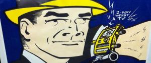 Dick Tracy Cartoon