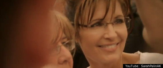SARAH PALIN IOWA VIDEO