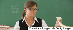 TEACHER STRESSED