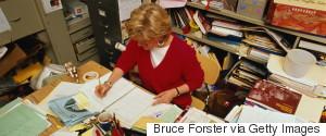 TEACHER BUSY