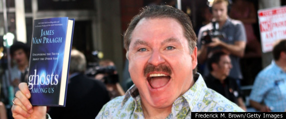 FAKE PSYCHIC JAMES VAN PRAAGH