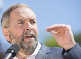 CIBC Hints NDP Win Could Hurt Markets