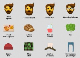 Hipsters, Your Emoji Prayers Have Been Answered