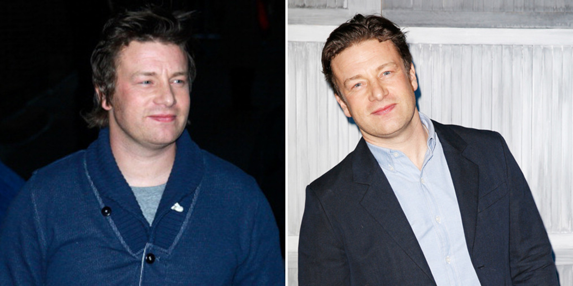 Jamie Oliver weight loss: Jamie Cooks Italy lost 2 stone