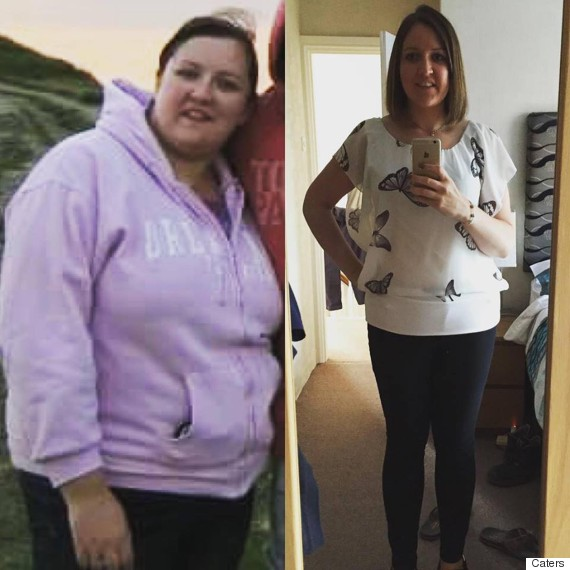 weight loss maternity leave
