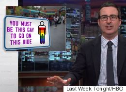 Americans Can Still Legally Discriminate Against Gay People And John Oliver Is Outraged