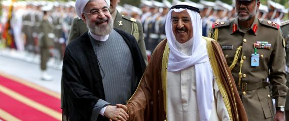 KUWAIT IRAN