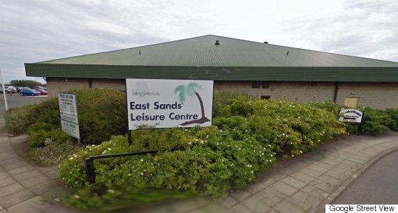 east sands leisure centre