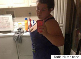 This Determined Teen Lost 40 Pounds In 7 Months, But She Isn't Done Yet