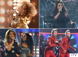 The Definitive Ranking Of X Factor's Greatest Ever Performances