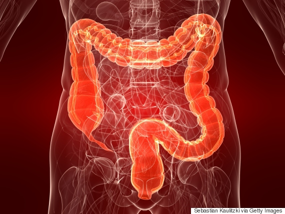 colon pain