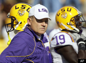 Lsu Bar Fight Les Miles