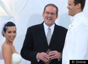 Kim Kardashian's Wedding Video: First Footage Of Kardashian-Humphries ...