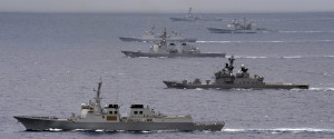 Japan Coast Guard Ships