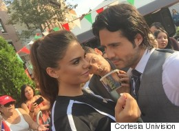 Livia Brito y José Ron pasean su 'amor italiano' por NY