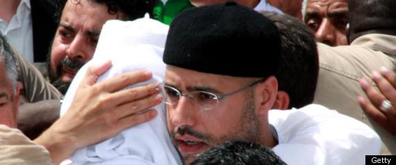 LIBYA REBELS GADDAFI SEIF AL ISLAM