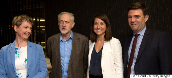 Where Is the Labour Party's Emerging Talent?