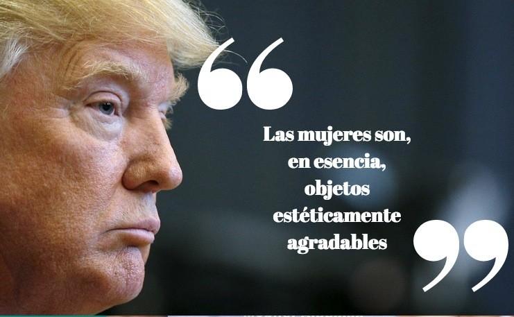 Donald Trump y las mujeres