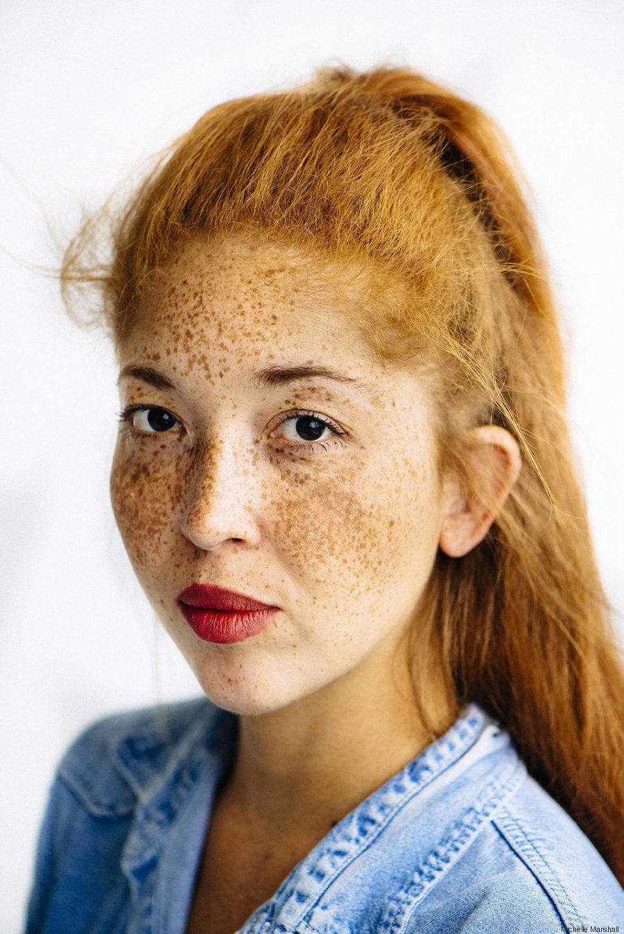 foto persone capelli rossi