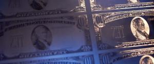 American 10 Dollar Bill