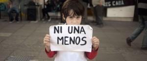NI UNA MENOS ARGENTINA