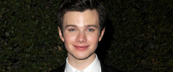 CHRIS COLFER GOLDEN