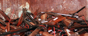 PORT ARTHUR GUNS