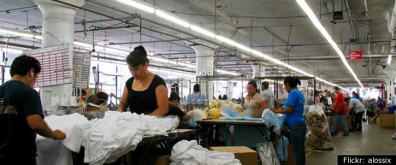 Tuan Phan American Apparel Worker Crushed By A Knitting