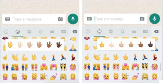 whatsapp emoji