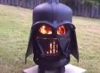 This Darth Vader Fire Pit Will Definitely Make You Turn To The Dark Side