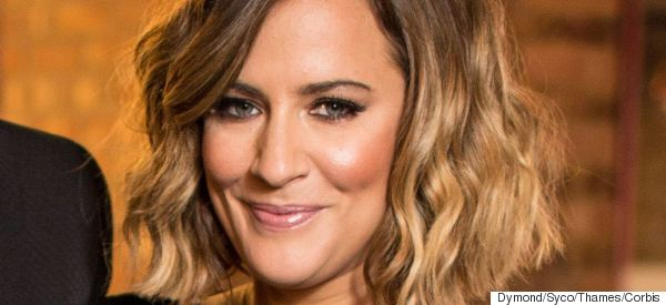Caroline Flack Has A Warning For One Of This Year's 'Strictly' Stars