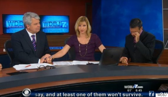 wdbj minute silence