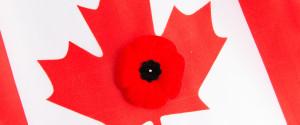 CANADIAN VETERAN SOLDIER