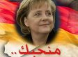 Why Syrians Are Writing Love Letters To Angela Merkel