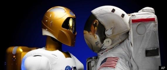 ROBONAUT NASA