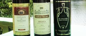 Vins Algeriens