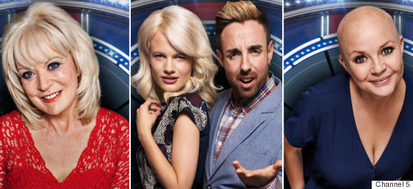 'Celebrity Big Brother' Unveils Its 'UK VS USA' Line-Up