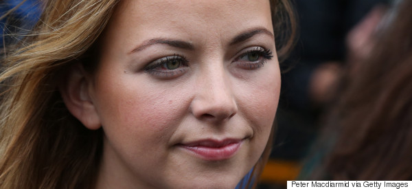Watch Charlotte Church Sing Against Arctic Drilling Outside Shell's London Offices