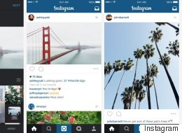 No More Square Cropping! Instagram Introduced Landscape And Portrait Options