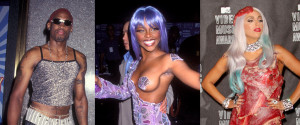 OUTRAGEOUS MTV VMA OUTFITS