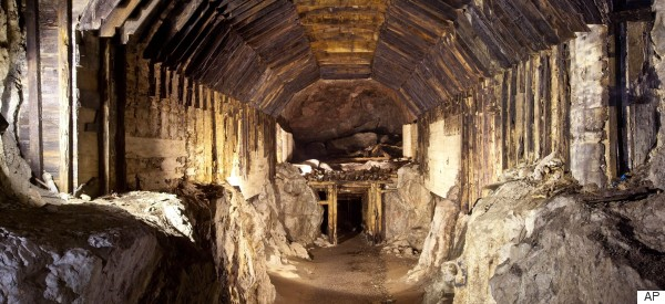 Deathbed Confession Leads To Discovery Of 'Nazi Gold Train'