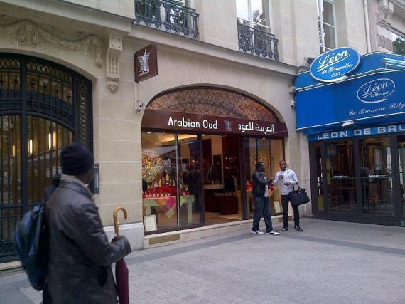 paris shop