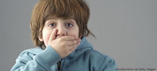 Los niños y la 'fuerza' de las palabras