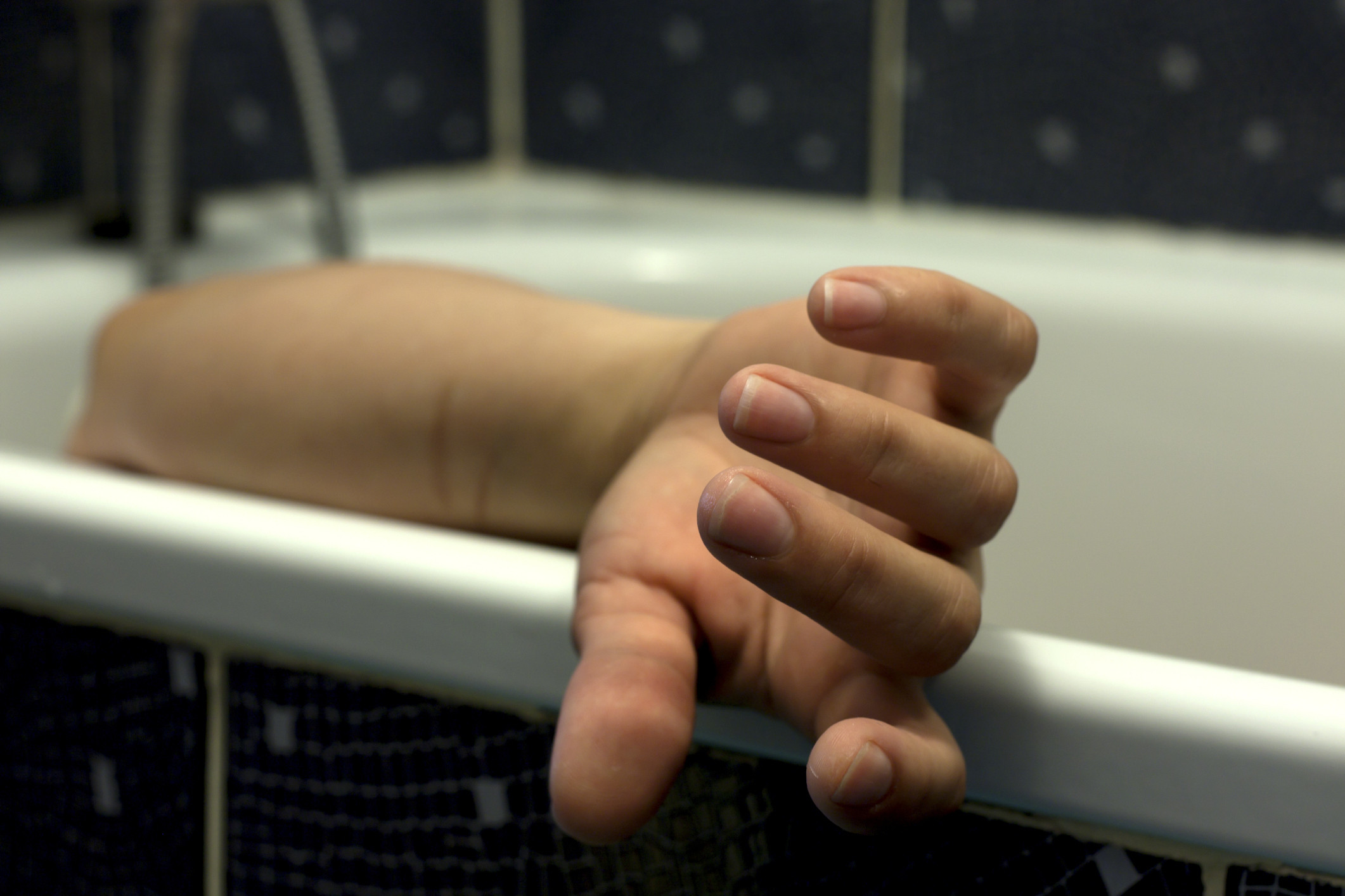 bathroom suicide
