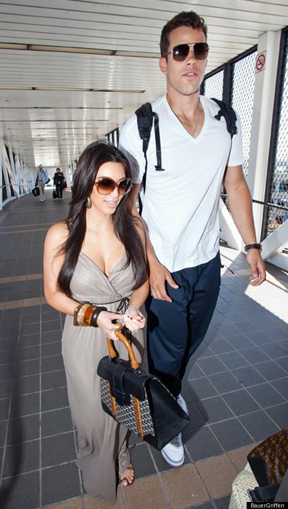 Kim Kardashian, Kris Humphries Honeymoon Quickly In Capri ...