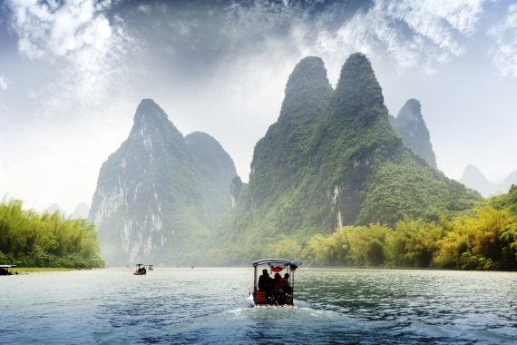 guilin in china